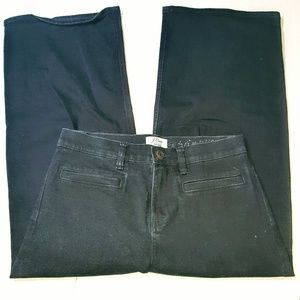 J Crew Rayner Wide Leg Jeans